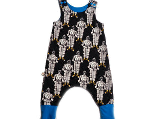 "Harem Romper ""Sir Rebellious"""
