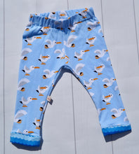 "Load image into Gallery viewer, Leggings ""Seagulls"""