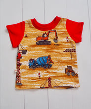 "Load image into Gallery viewer, T-Shirt ""Construction"""