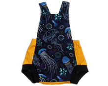 "Load image into Gallery viewer, Sunshine Romper ""Under The Sea"""