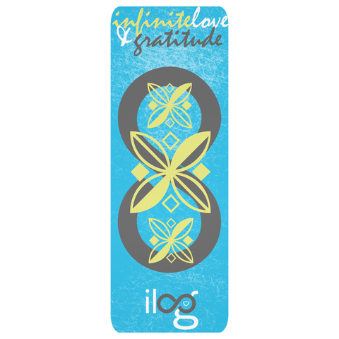Infinite Love & Gratitude Yoga Mat