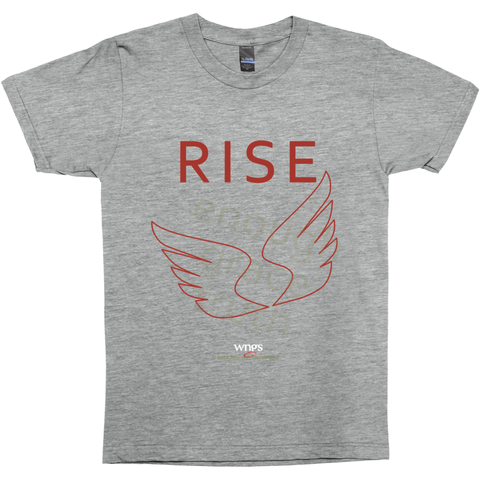 RISE Flight Unisex T-Shirt (3 colors)