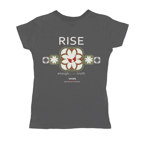 RISE Bloom Women's Tee (4 colors)