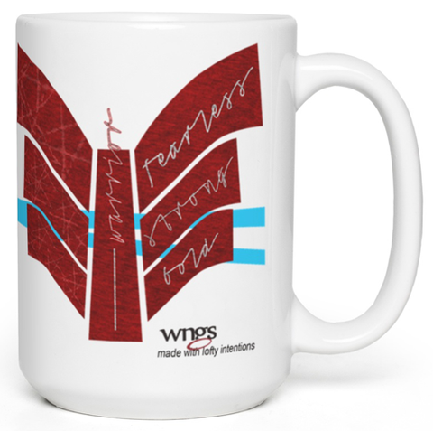 Warrior Mug 15 oz.