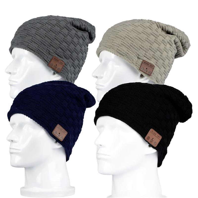 14bc5c8e59 AllOutActive Wireless Bluetooth Beanie Knitted Winter Running Hat