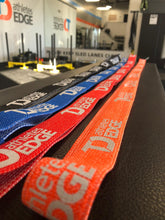 Load image into Gallery viewer, Fabric Pull-Up Band: Blue Heavy (13-50lbs) - TD Athletes Edge