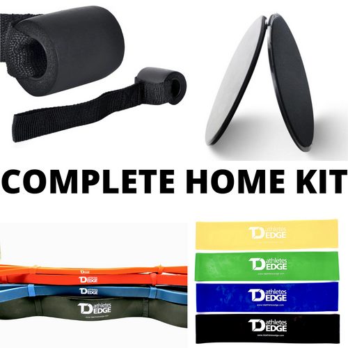 COMPLETE HOME KIT - TD Athletes Edge