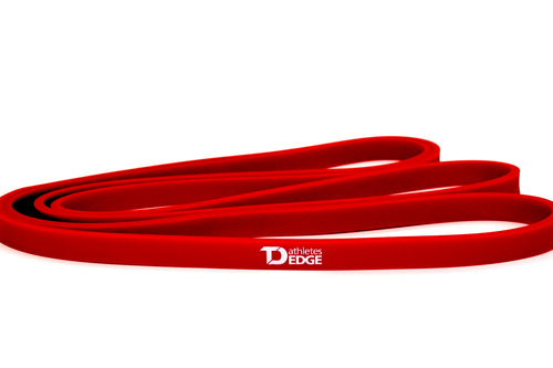 Heavy Resistance Bands - Red Medium