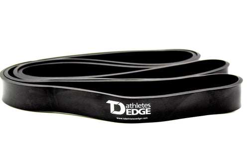 Heavy Resistance Bands - Black Extra Heavy