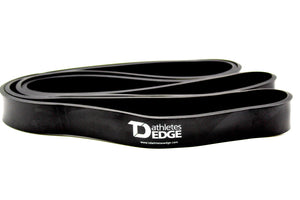 Heavy Resistance Bands - Black Extra Heavy - TD Athletes Edge