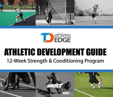 Load image into Gallery viewer, TDAE Athletic Development Guide - TD Athletes Edge