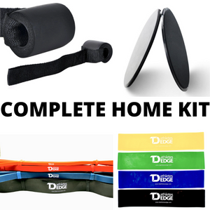 Dumbbell Workout Guide + Home Kit - TD Athletes Edge