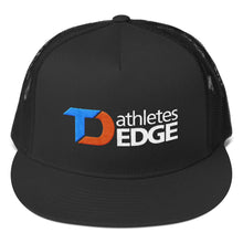 Load image into Gallery viewer, TD Athletes Edge Trucker Cap