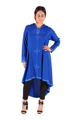 Up-Down Stylish Moroccan Kaftan Traditional Moroccan Women Clothing