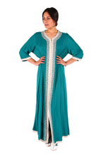 Elegant & Peaceful Moroccan Style Moroccan Women Clothing Caftan