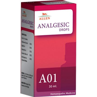 A1 Analgesic Drops