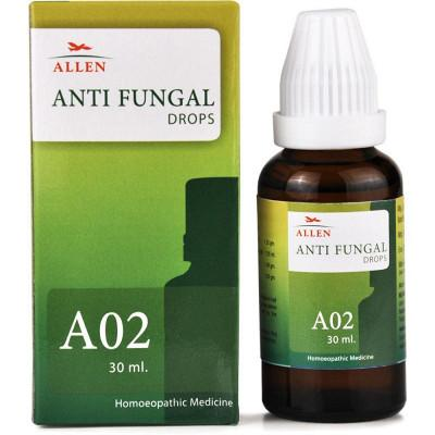 A2 Anti Fungal Drops