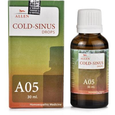 A5 Cold Sinus Drops