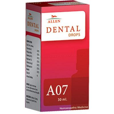 A7 Dental Drops