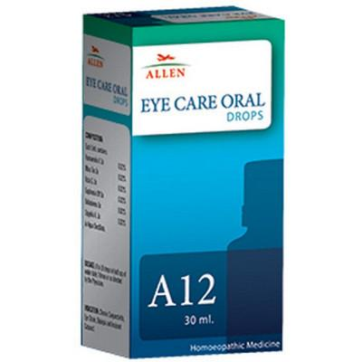A12 Eye Care Oral Drops