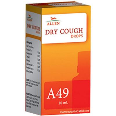 A49 Dry Cough Drops
