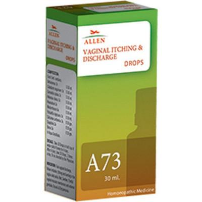 A73 Vaginal Itching & Discharge Drops