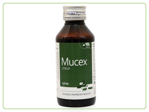 Mucex Syrup