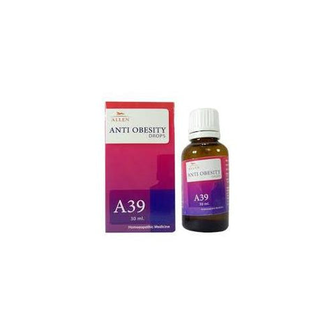 A39 Anti Obesity Drops