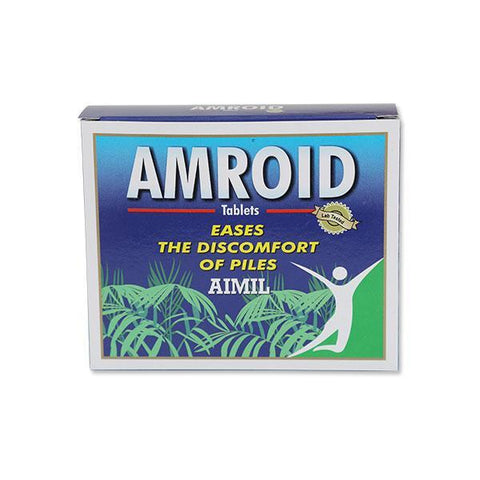 Amroid Tablet