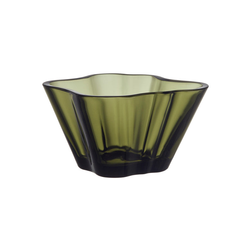 Trauks Iittala  Alvar Aalto Collection bowl 75mm, sūnu zaļš