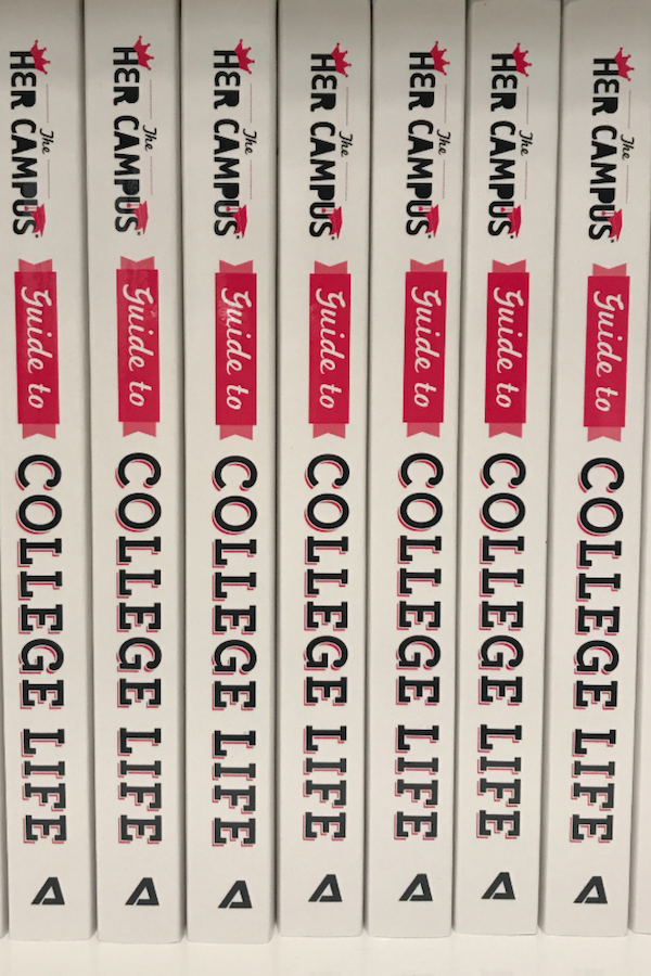 Signed Copy: The Her Campus Guide To College Life