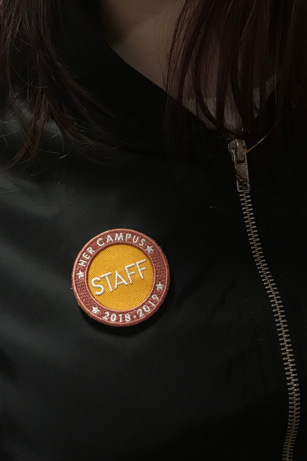 Her Campus Staff Patch