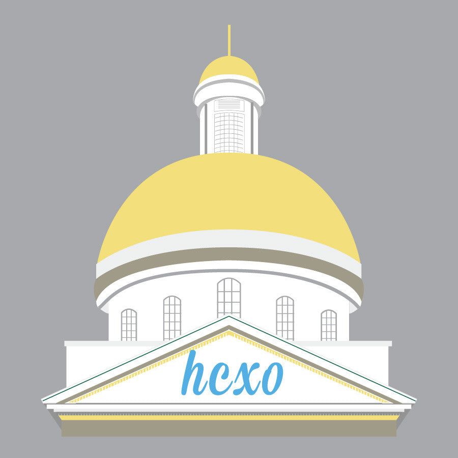 HC Christopher Newport Stickers - Version 2
