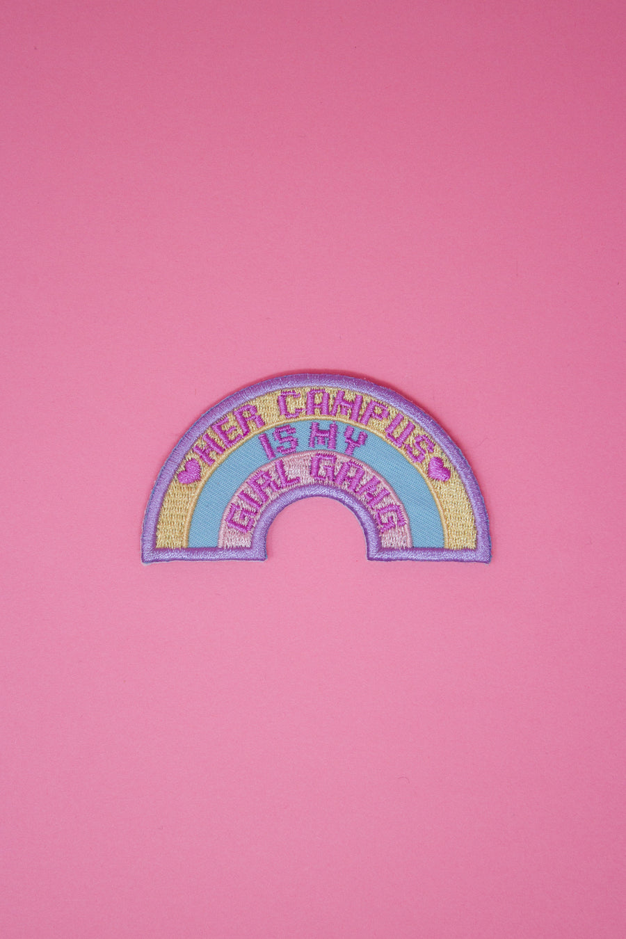Her Campus Girl Gang Patch