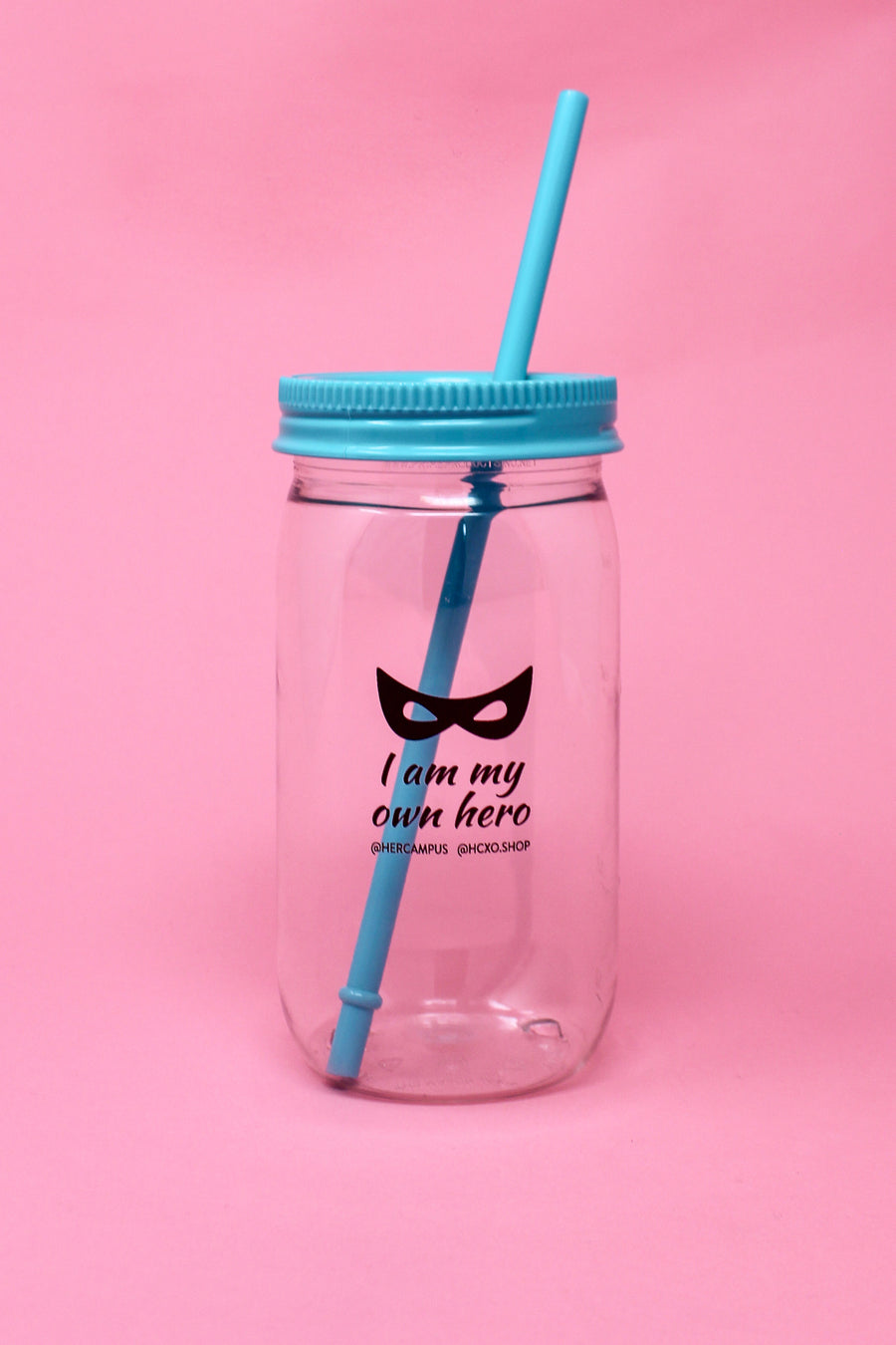 My Own Hero Tumbler