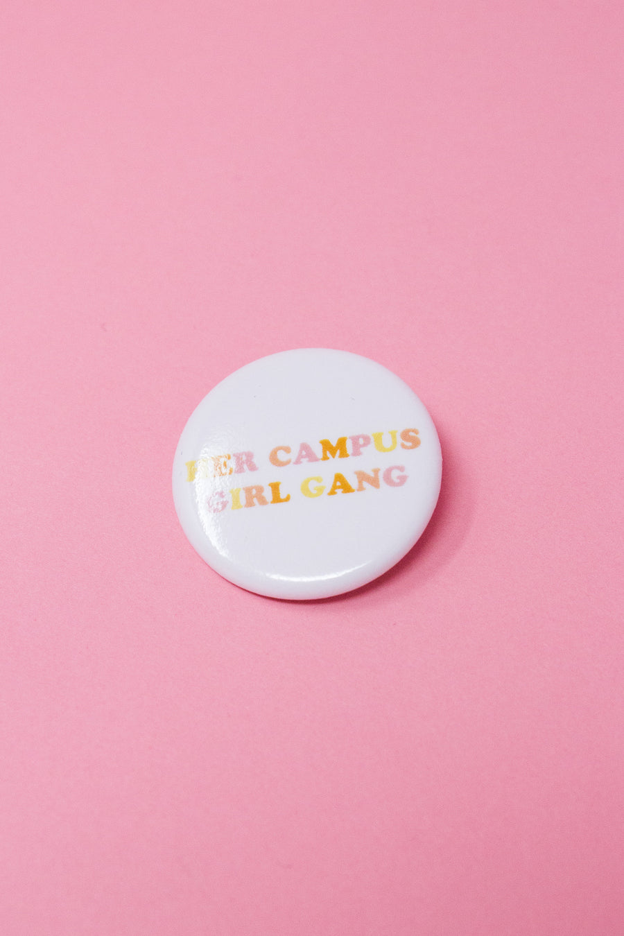 Her Campus Girl Gang Button