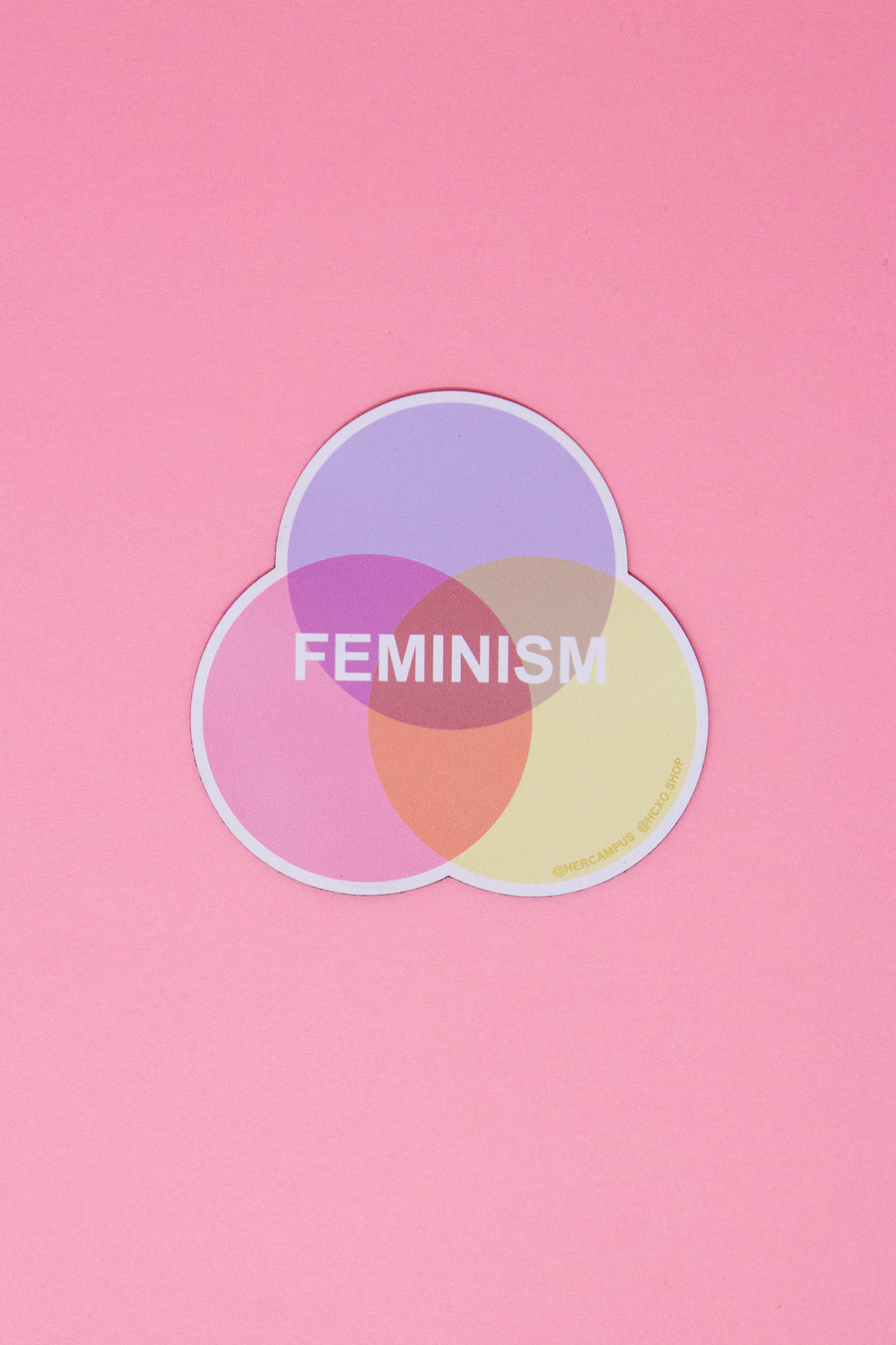 Intersectional Feminism Magnet