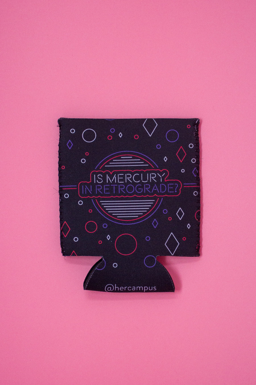 Mercury in Retrograde Koozie