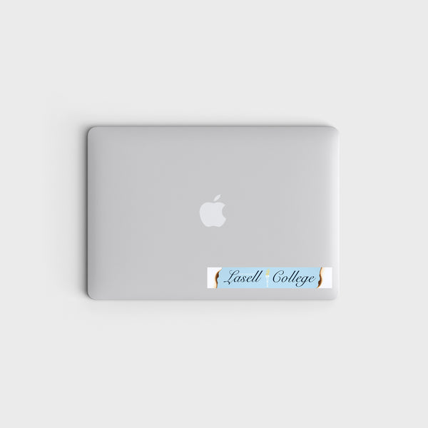 HC Lasell Stickers