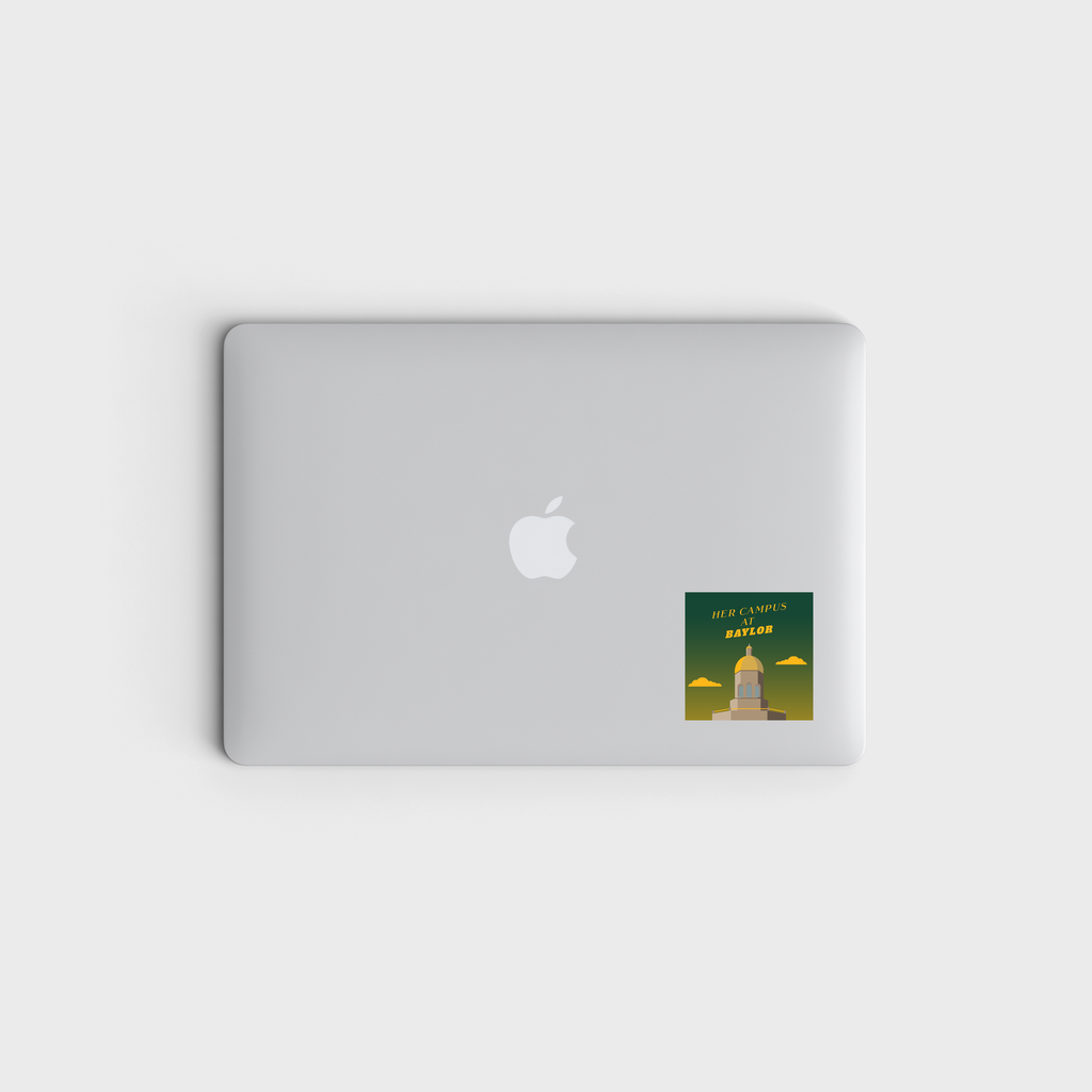 HC Baylor Stickers