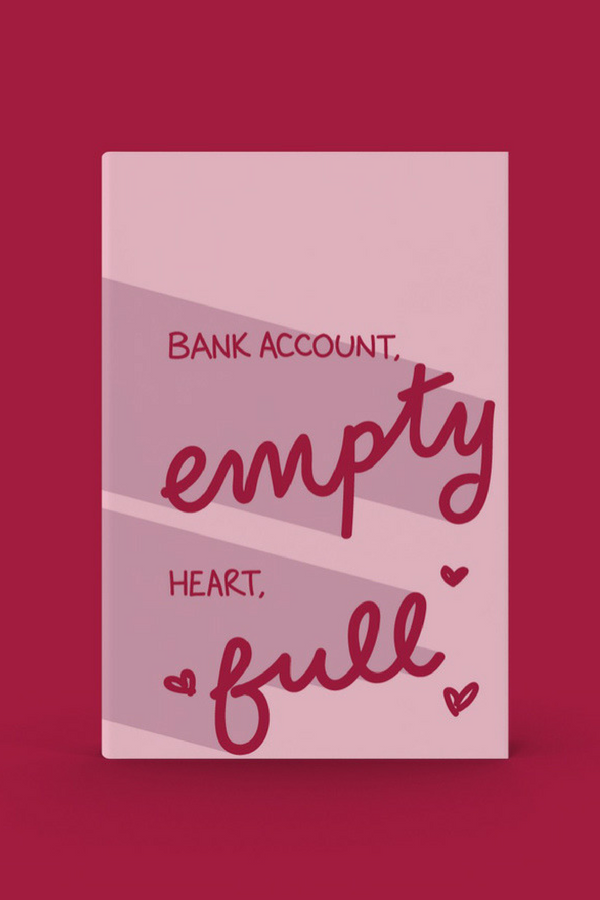 Heart, Full Greeting Card