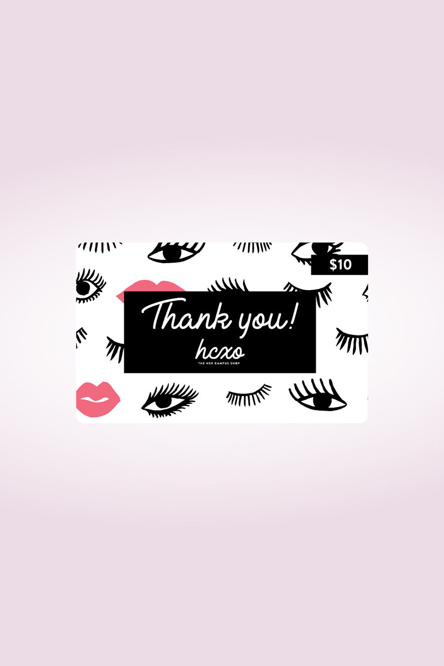 hcxo.shop Gift Card - Thank You