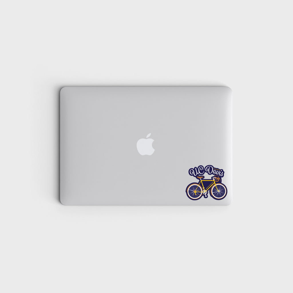 HC UC Davis Stickers