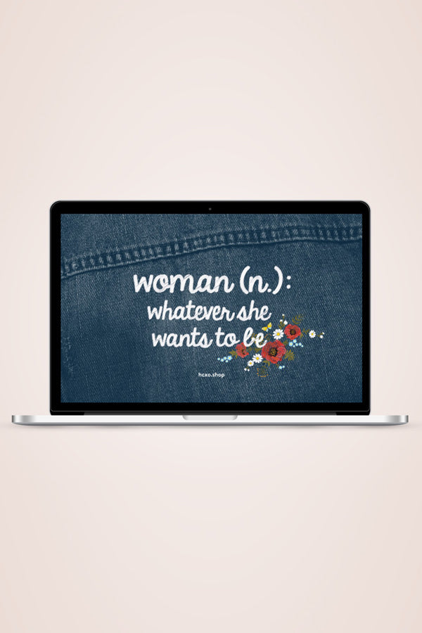 Feminist Desktop Wallpapers