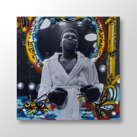 Lebo Art - The Greatest - Limited Edition - Art Bond