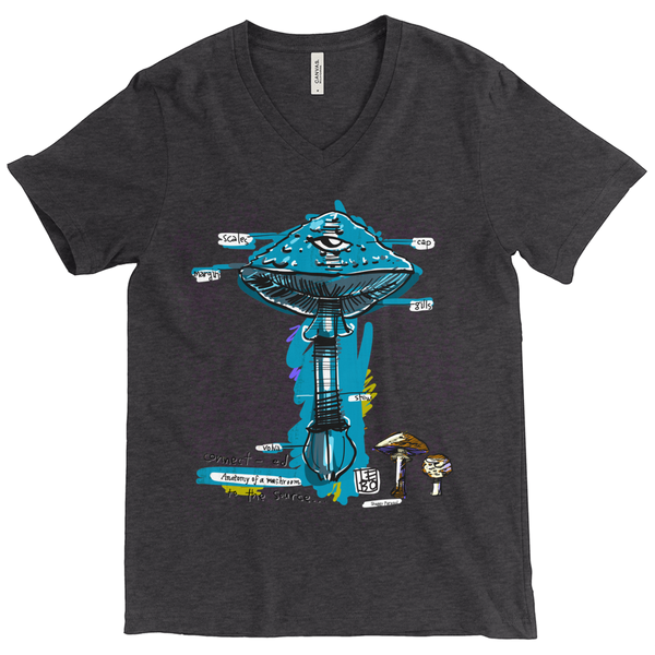 Connected To The Source (Cascades) – T-Shirt