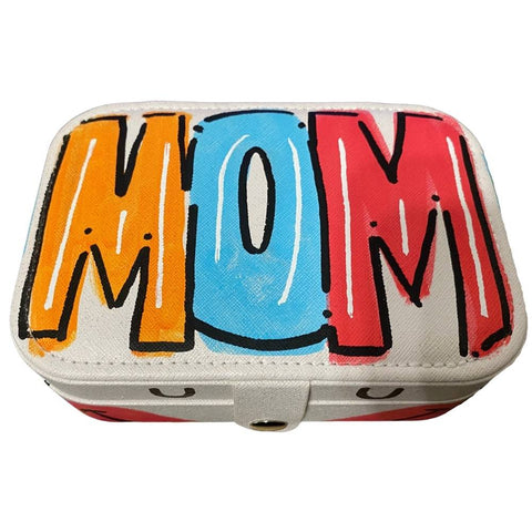 MOM - Special Edition - Lebo Hand Painted Jewelry Case
