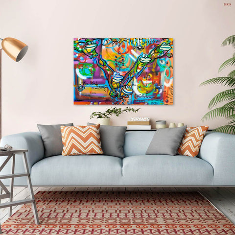 "LEBO art new release ""This moment has just passed"" Art Bond Now Available  https://www.leboart.com/"