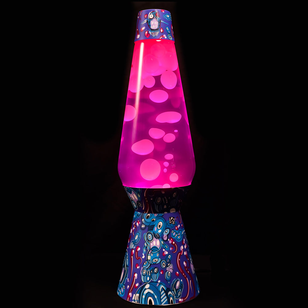 Lava Lamp – Purple / Red – Other Design