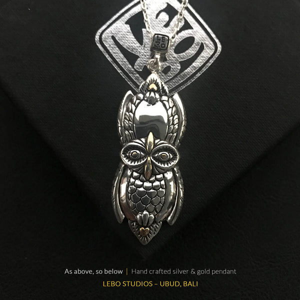 As above, so below - Limited Edition - Lebo Necklace